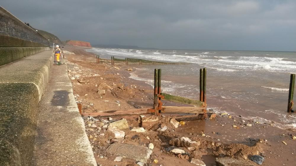 Dawlish Sea